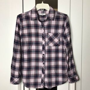Beachlunchlounge Plaid Shirt XS